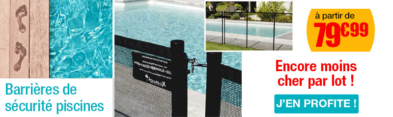 barri re piscine s curit de la piscine oogarden france. Black Bedroom Furniture Sets. Home Design Ideas