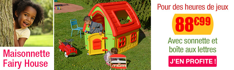 Maison smoby jura lodge smoby chef cake pops factory with - Cabane jardin toys r us saint etienne ...