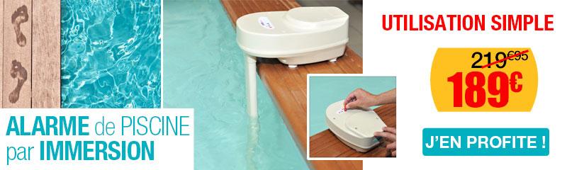 Alarme de piscine oogarden achat d alarmes pour for Alarme piscine infrarouge