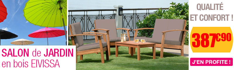 vente de mobilier de jardin et de terrasse en bois coffee set oogarden. Black Bedroom Furniture Sets. Home Design Ideas