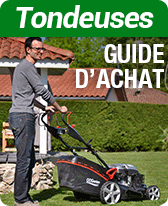 guide tondeuse gazon