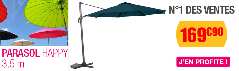 parasol d port oogarden achat en ligne de parasols d port s pour terrasse jardin. Black Bedroom Furniture Sets. Home Design Ideas