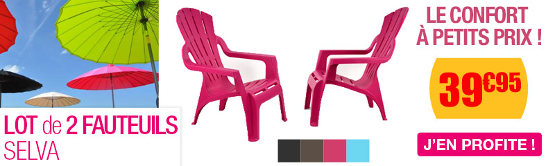 Relax & transats – OOGarden : Achat en ligne de fauteuils Relax ...