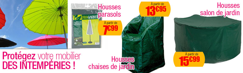 Housse De Protection  Mobilier De Balcon  Oogarden France