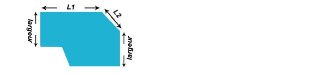 calcul forme de bache type B