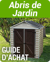 guide achat abri de jardin