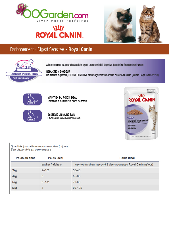 royal canin lot de 12 sachets sterilised 12 85g oogarden france. Black Bedroom Furniture Sets. Home Design Ideas