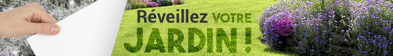 Réveillez votre Jardin