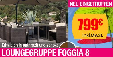 Dining-Lounge M�bel FOGGIA 8