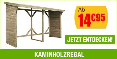Kaminholzregal