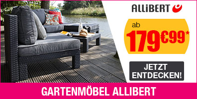 gartenmöbel allibert