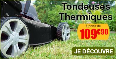 tondeuses thermiques