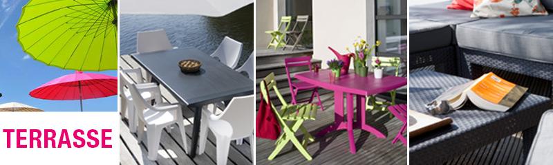 mobilier de jardin parasols tonnelles salons de jardin - Meuble Terrasse