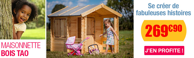 Jardin De CherOogarden Maison Enfant Pas Cabane Et vNOm8w0n