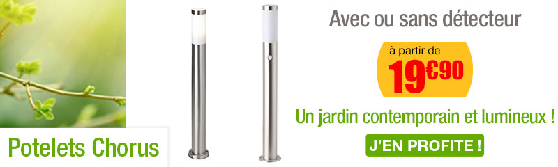 JardinEclairage De Extérieur Potelet Oogarden Et Lampadaire HWEIYD92