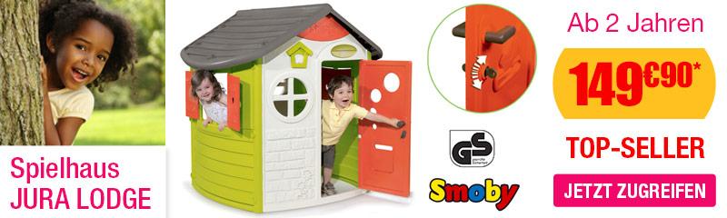 Spielhaus aus Kunststoff für Kinder | OOGarden.de