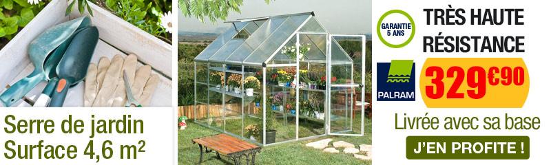 Serre De Jardin En Polycarbonate Serre En Pvc Oogarden