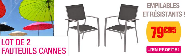 Chaise de Jardin en métal   Chaise tendance de terrasse   OOGarden