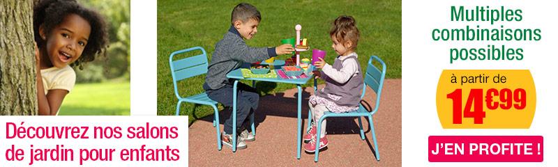 Mobilier de jardin extérieur pour l\'enfant | OOGarden