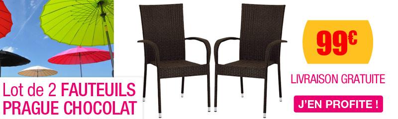 Chaises et fauteuils résine tressée – OOGarden : Vente en ligne de ...