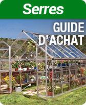guide et conseil achat serre de jardin