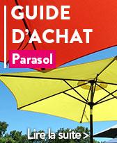 guide d'achat parasol