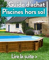 guide piscine hors sol