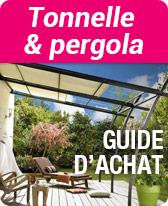 Tonnelle | Pergola | Barnum | Tonnelle autoportante, murale | OOGarden