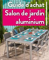 Salon de jardin Aluminium | Idée Terrasse | OOGarden