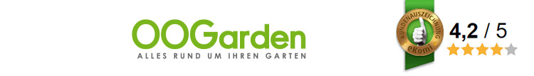 OOGarden.de Test Bild Top Marke Garten 2019